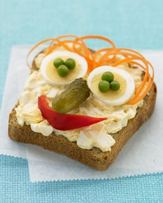 Kid Friendly Tuna Fish Sandwich Recipe